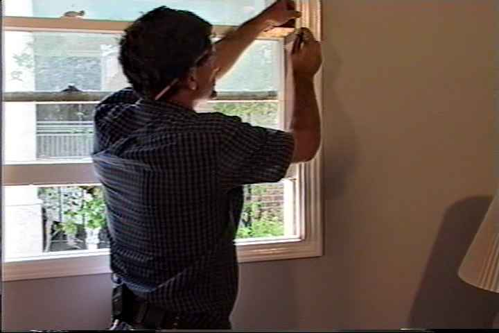 Vinyl windows will save you money and maintenance time.