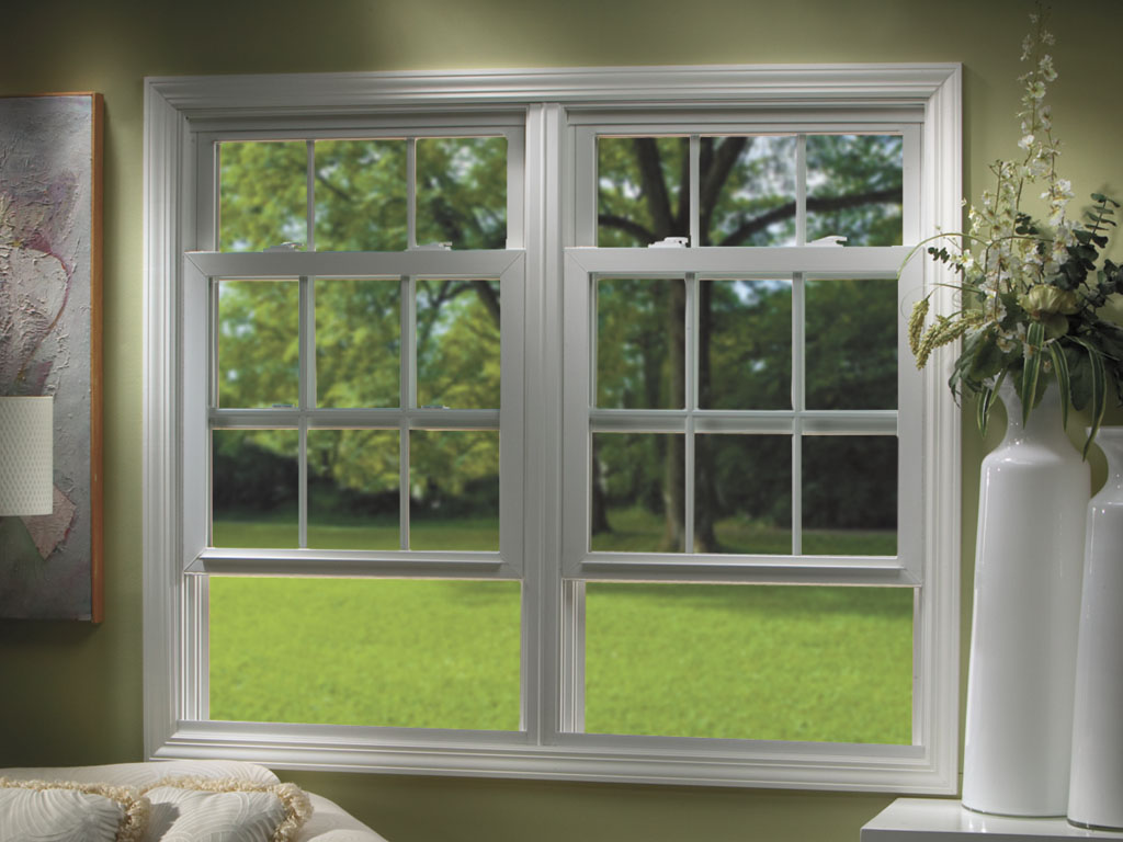 Vinyl windows is a modern and effective replacement