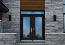 Doorglass